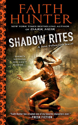 Early Review & Giveaway: Shadow Rites by Faith Hunter