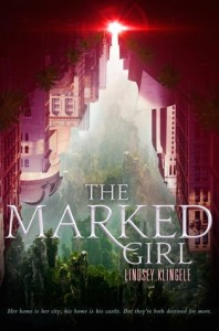 cover the marked girl by lindsey kingele