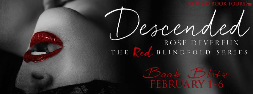 Excerpt & Giveaway: Descended by Rose Devereux
