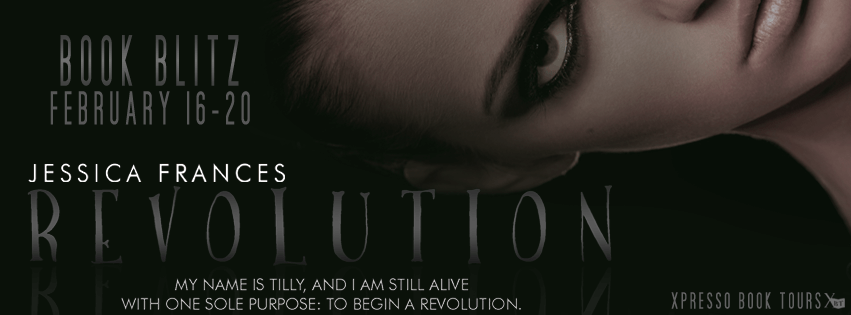 Excerpt & Giveaway: Revolution by Jessica Frances
