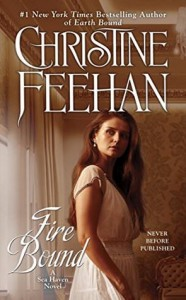 cover Fire Bound by Christine Feehan