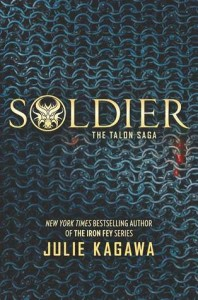cover soldier by julie kagawa