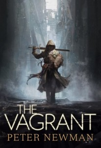 cover the vagrant by peter newman
