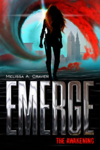 cover The Awakening by melissa crave