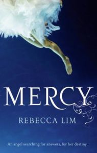 cover mercy by rebecca Lim