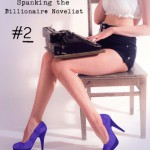 Review: Typist #2 – Spanking the Billionaire Novelist by Mimi Strong