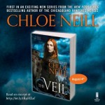 Author Interview & Giveaway: The Veil by Chloe Neill (Official Blog Tour)