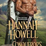 Review: Conqueror's Kiss by Hannah Howell