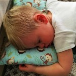 Books & Crafts #2: The Nephew Pillow