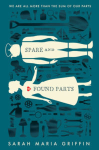 cover spare and found parts by sarah griffin