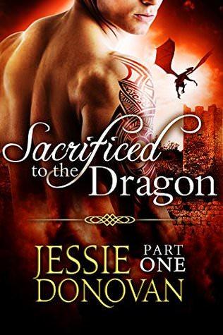 Review: Sacrificed to the Dragon by Jessie Donovan