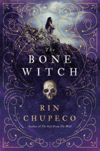 cover the witch bone by rin chupeco