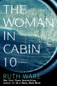 cover the woman in cabin 10 by ruth ware