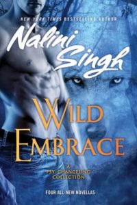 cover wild embrace by nalini singh