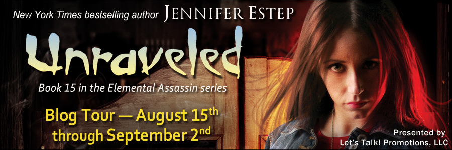 Early Review & Giveaway: Unraveled by Jennifer Estep (Blog Tour)