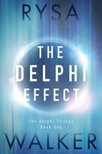 cover The Delphi Effect by Rysa Walker