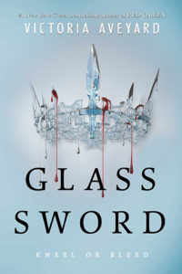 cover glass sword by victoria aveyard