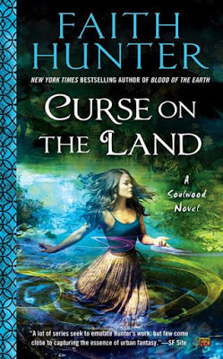 Early Review & Giveaway: Curse on the Land by Faith Hunter (Blog Tour)