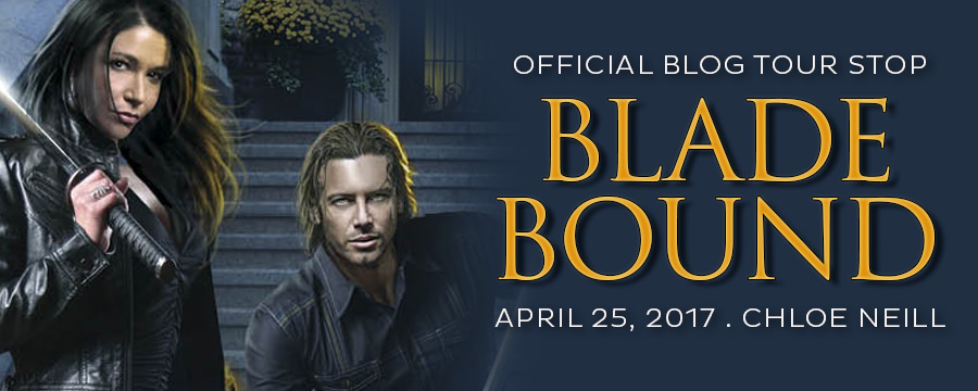 Early Review & Interview & Giveaway: Blade Bound by Chloe Neill (Official Blog Tour)
